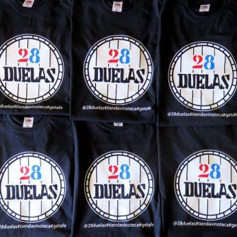 Camisetas 28Duelas
