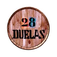 Logotipo 28 Duelas