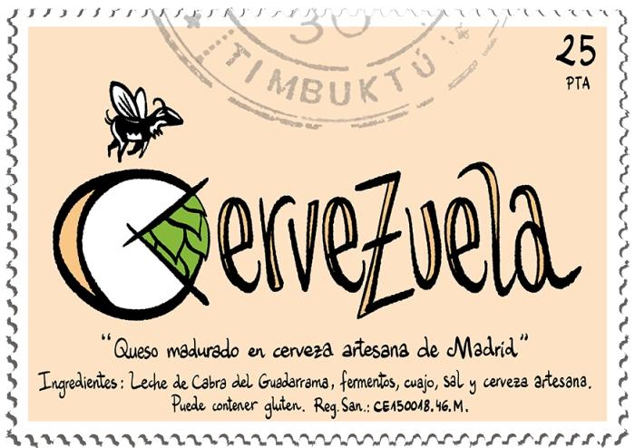 Proposición logo Cervezuela